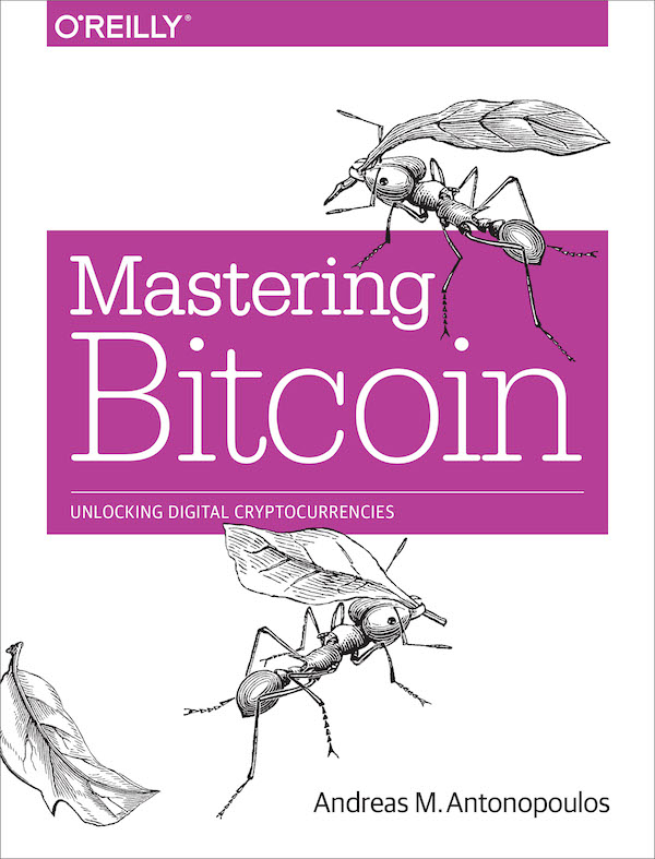 Matsering Bitcoin book